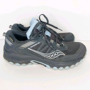 Saucony Excursion Gore-Tex Waterproof Trail Shoes